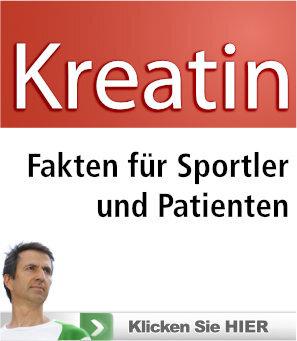 KREATIN - Fakten für Sportler und Patienten
