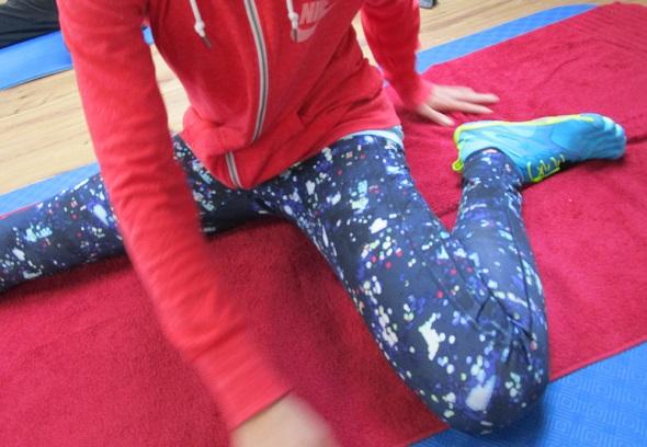 beweglichkeit hueftgelenk huerdensitz
