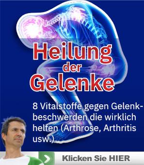 Heilung der Gelenke - Das Buch